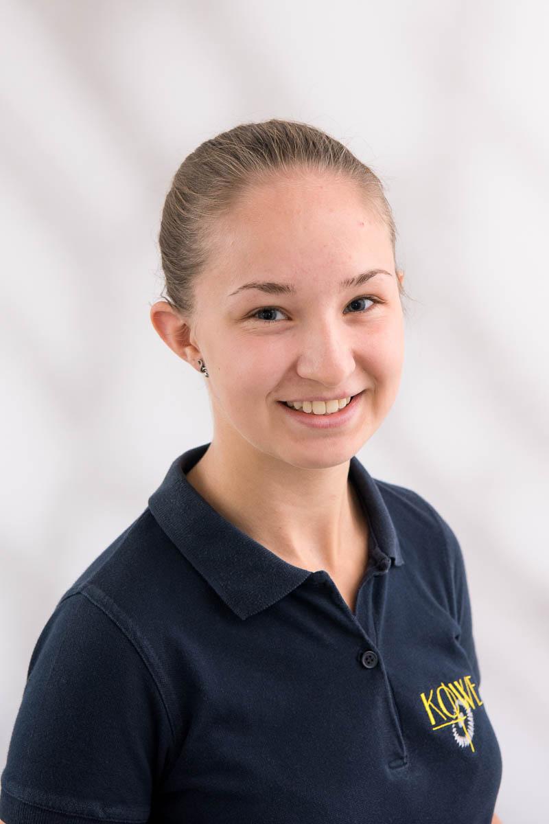 Sandra Gessl absolviert im September ein Praktikum in Finnland