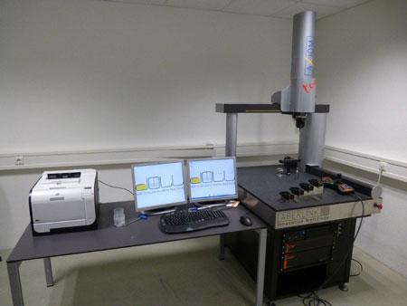 3D Koordinatenmessmaschine