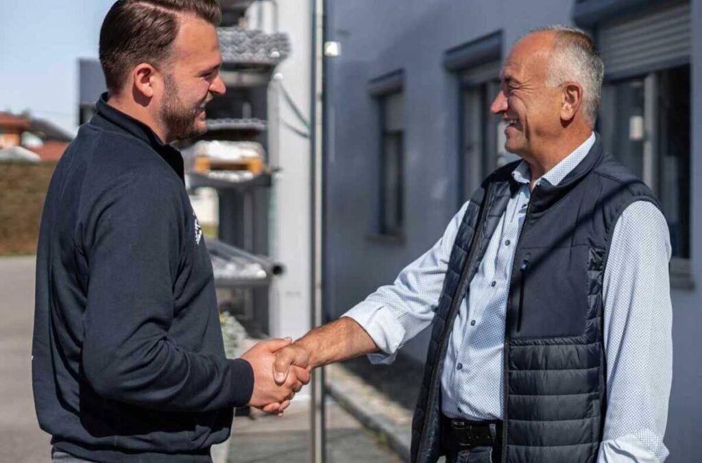 Zerspanung im Generationen Wandel – Firmenübergabe der KOWE CNC GmbH!