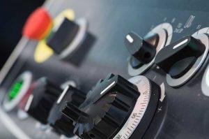 Schaltpult CNC-Maschine