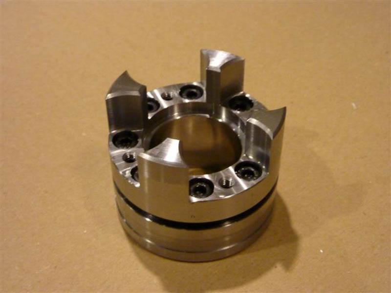 Rotex Kupplung für CNC Fräse